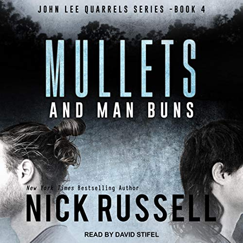 Mullets and Man Buns audiobook cover art