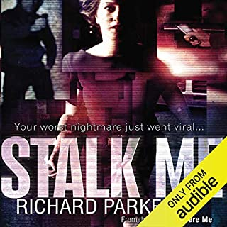 Stalk Me cover art