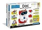 Clementoni- Doc Robot Éducatif Parlant Programmable, 52252