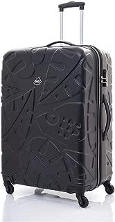 Samsonite AB0 09 003 Pinnado Spinner Luggage 77/28, Black