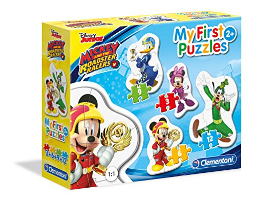 Puzzle Mickey and the Roasters