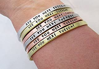 Best see you next tuesday bracelet Reviews