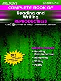 Millilken's Complete Book of Reading & Writing Reproducibles - Grades 7-8
