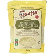 Bobs Red Mill Organic Coconut Flour, 453 g