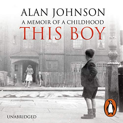 This Boy audiobook cover art