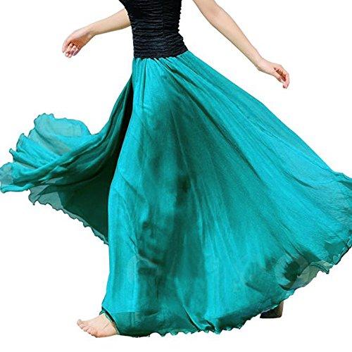 Lenfesh_Vestidos Falda para Mujer,Lenfesh Falda Tul Mujer Midi Falda L