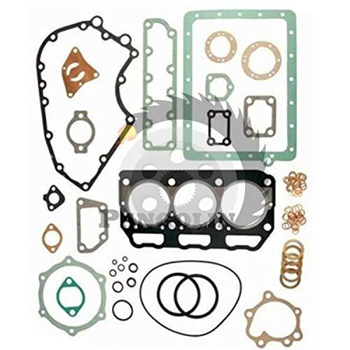 3 Month Warranty 4TN82E Engine Overhaul Gasket Kit for Yanmar 4TN82E Engine Aftermarket Parts