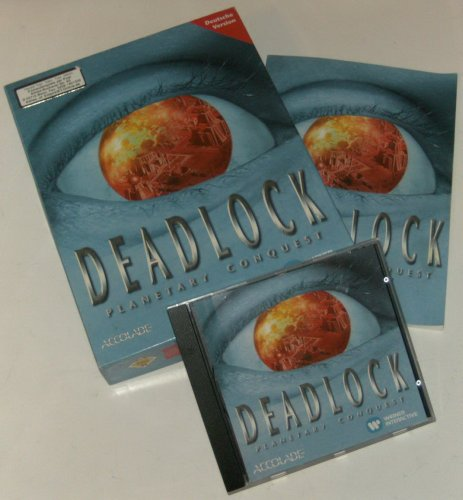 Deadlock: Planetary Conquest - Eurobox (PC) gebr.