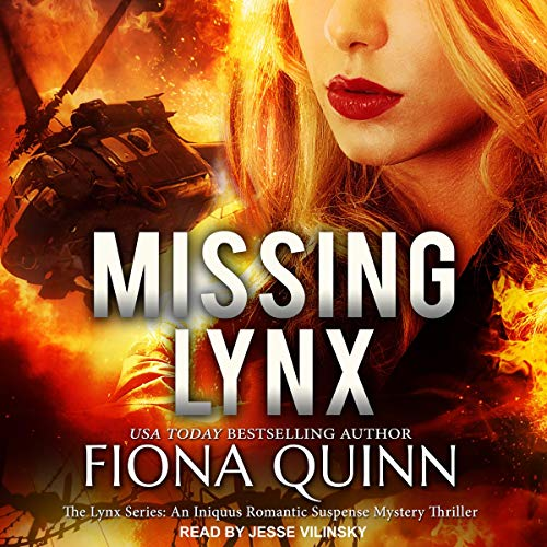 Missing Lynx audiobook cover art