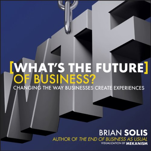 What's the Future of Business cover art