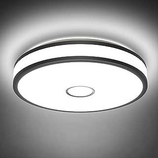 Onforu 32W LED Lámpara de Techo Salón, IP65 Impermeable