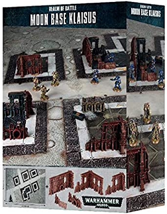 Warhammer 40k Realm of Battle: Moon Base Klaisus