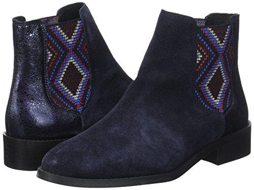 Lollipops AYPARD Boots, Botines Chelsea Mujer, Azul Night, 37 EU