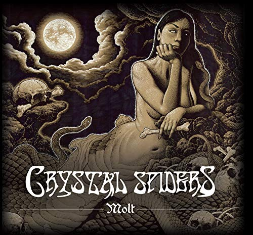 Album Art for Molt by Crystal Spiders