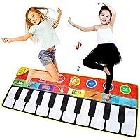 演奏パッドピアノパッドキーボード音楽ダンスパッドおもちゃ赤ちゃん子供幼児教育音楽ピアノキーボード演奏