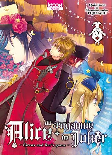 Alice au royaume de Joker T05 (05)