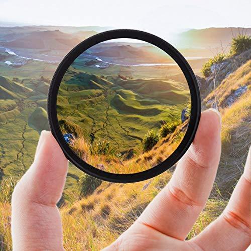 Footprintse ZOMEI Ultra-sottile 0.45X Pro MC AF Amplificatore digitale grandangolare Filtro grandangolare-colore: nero/dimensioni: 67