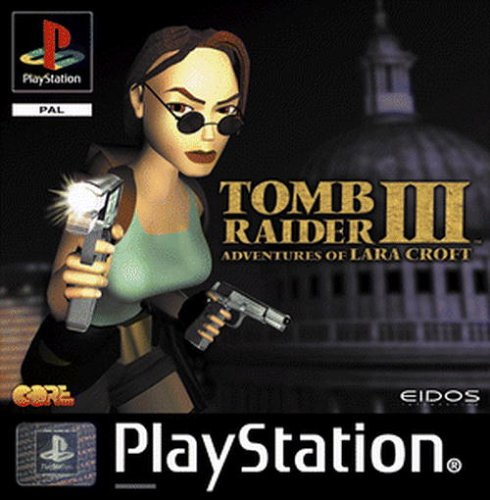 Tomb Raider III - Adventures Of Lara Croft [Importación alemana]