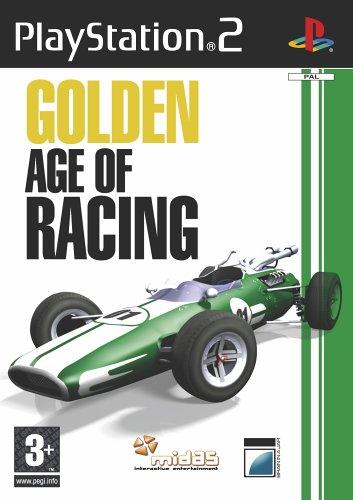 Golden Age of Racing (PS2) [Importación inglesa]