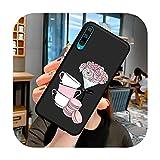 Hot Coffee Flower Plant Fashion For Huawei Honor 8 Lite 8X 8C 9X 9 10 Lite 20 Pro V20 10i 20i 8S 8A...