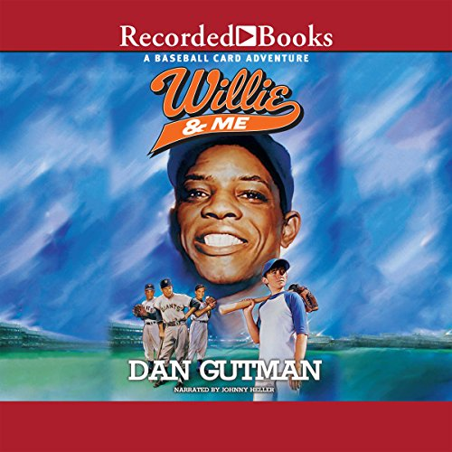 Willie & Me audiobook cover art