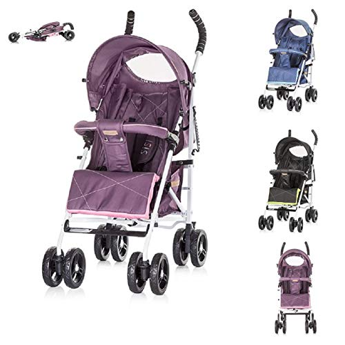 Poussette Chipolino Buggy Sisi Collection 2018, Buggy, dossier réglable, Farbe:violet