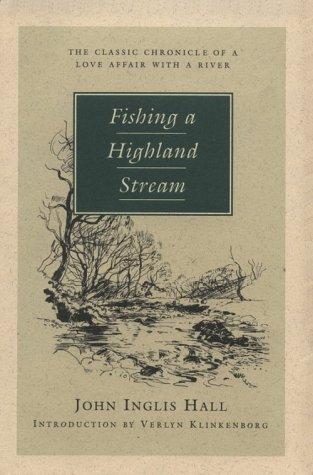 Fishing a Highland Stream