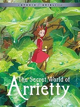 The Secret World of Arrietty  English Language