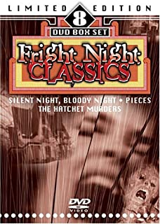Fright Night Classics (Thirsty Dead, Lady Frankenstein, House by the Cemetery, God Told Me To, Don't Look in the Basement,...