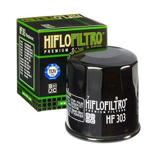 Trumpet Tyres Kawasaki Z1000/ZR1000 ABS 07 08 09 Ölfilter Original OE Qualität Hiflo HF303