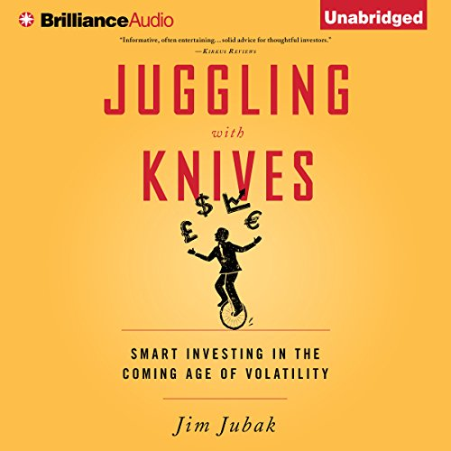 Juggling with Knives audiobook cover art