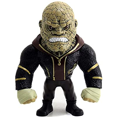 Metals Suicide Squad 4 inch Movie Figure - Killer Croc (M22) by Jada Toys - US