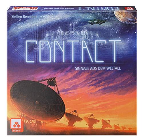 NSV - 4100 - Contact - Kartenspiel