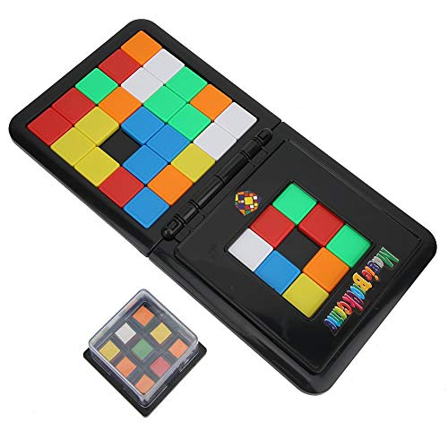 Cube Set, Double Player Reactive Cube Game Magic Block Playset Cubes Collection Puzzle Toy para niños
