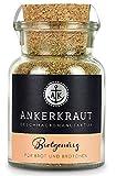 Ankerkraut Mezcla de especias para pan Hamburgo, mezcla de especias para el pan y panecillos, 85 g en vidrio de corcho