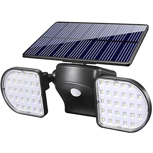 Sheey Farola LED Solar Lámpara de Pared Luz de Calle al Aire Libre del Paisaje de la Inducción del Cuerpo Humano del Patio