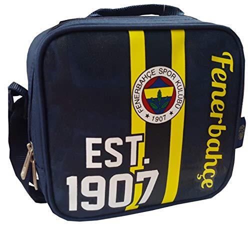 Fenerbahce Istanbul tas schoudertas GS kinderen - uitstapjes - school - kleuterschool tas - reizen vrije tijd - schoudertas FB 1907 Türkiye
