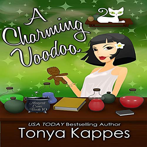 A Charming Voodoo audiobook cover art