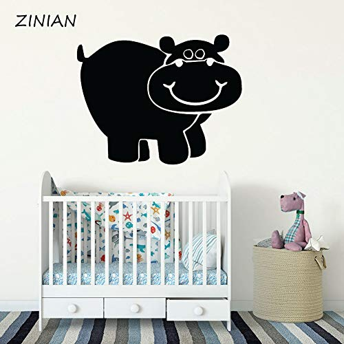 zqyjhkou Cartoon Airplane Vinyl Wall Decals Dream Big Little One Quotes Wall Decals Boy Nursery Decal Removalbe Decor Baby Room77x94cm