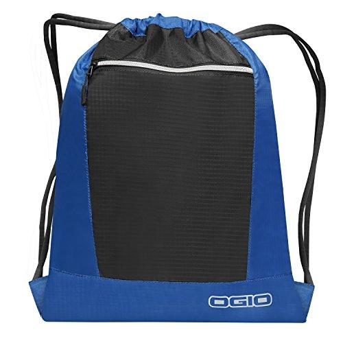 OGIO Pulse Drawstring Backpack, 43 cm-40 Litre, Blue