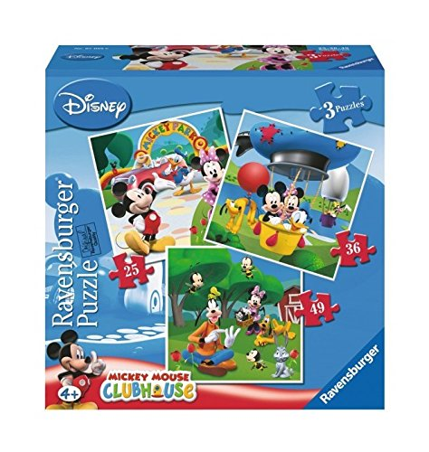 Linenideas Ravensburger 25 36 49 Disney Mickey Mouse
