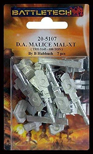 nuevo estilo BATTLETECH 20-5107 Malice Malice Malice MAL-XT by Iron Wind Metals  tienda de venta