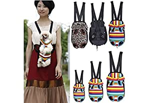 Pet Dog Legs Out Front Carrier/bag
