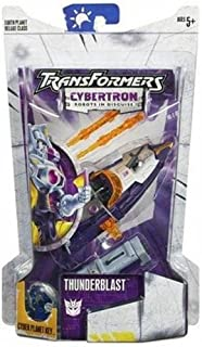 Best transformers thunderblast toy Reviews