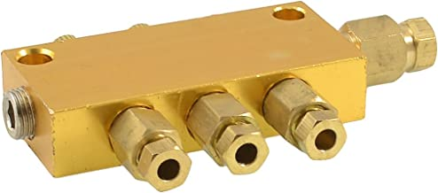 Heschen /électrique pneumatique /Électrovanne 4V210-08 220 VAC 6.0VA PT1//4 5 Way 2 position CE
