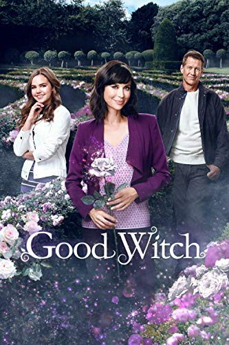 UOBSLBI Jigsaw Puzzle 1000 Pieces Good Witch Tv Show Posters Jigsaw Puzzles For Adults,Jigsaw Puzzle Sets For Family,Educational Games,Challenge Puzzle For Kids Childrens,