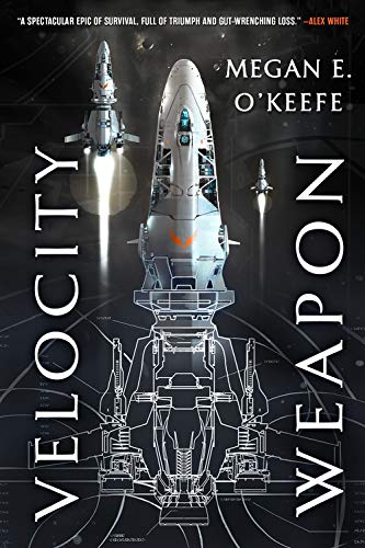 Velocity Weapon Audiobook By Megan E. O'Keefe cover art