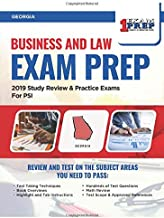 Georgia Business and Law Exam Prep: 2019 Study Review & Practice Exams