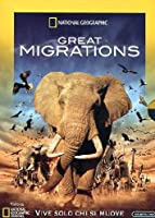 Great Migrations (3 Dvd+Booklet) [Italian Edition]