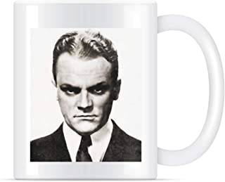 James Cagney Hollywood Legend Classic Coffee Mug for Women and Men Tea Cups